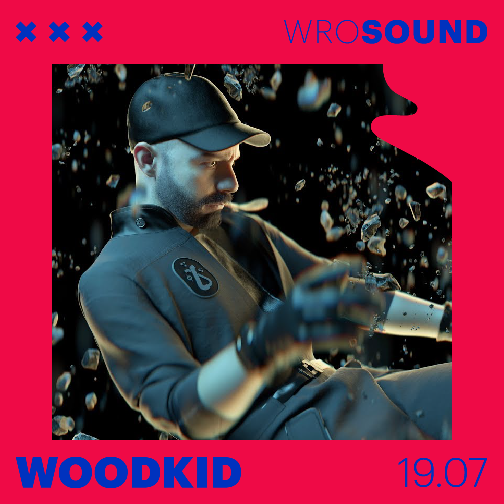 WOODKID – the first headliner of the WROsound Festival 2020
