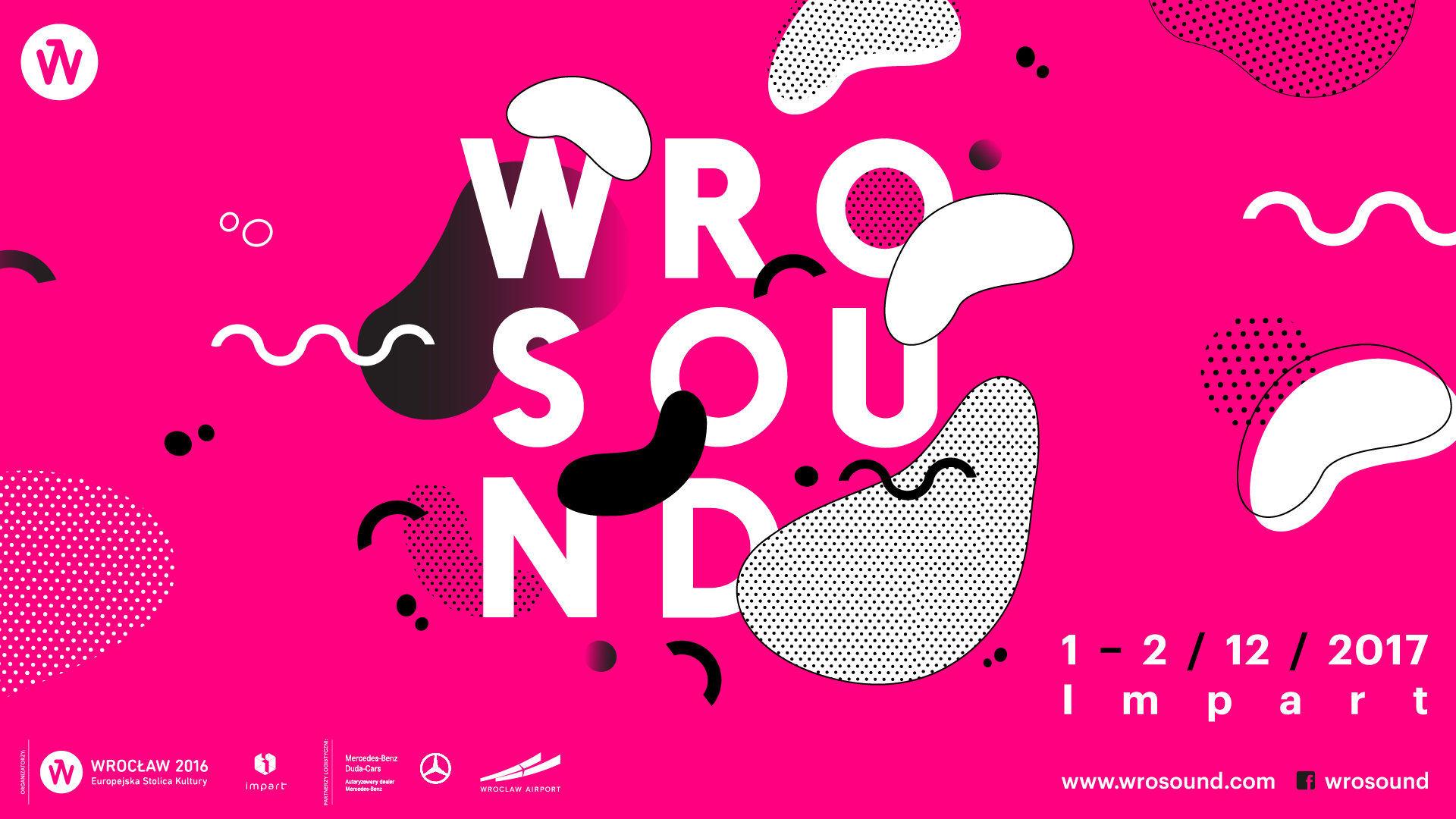 Presenting the programme of the 9th WROsound Festival.